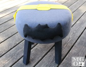 Kids furniture footstools
