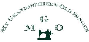 My Grandmother's Old Singer logo