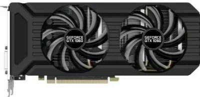 2 PALIT GTX 1060 3 GB