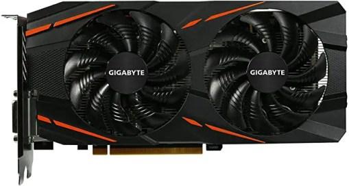 Gigabyte AMD Radeon RX 580 GAMING