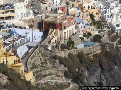Tourists urged not to ride the donkeys on Santorini   MY ...