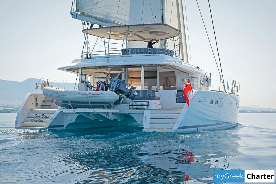 SEA BLISS yacht image # 6
