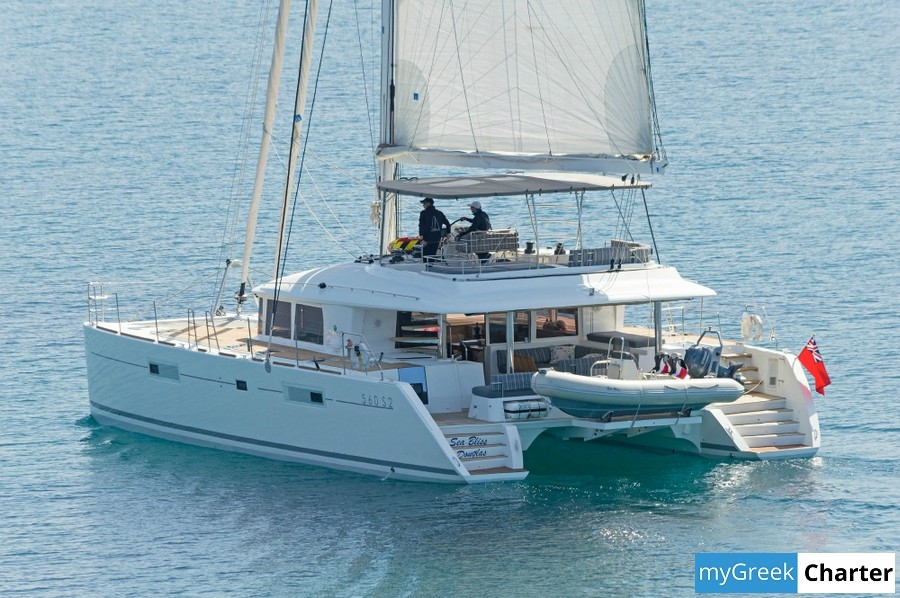SEA BLISS yacht image # 2