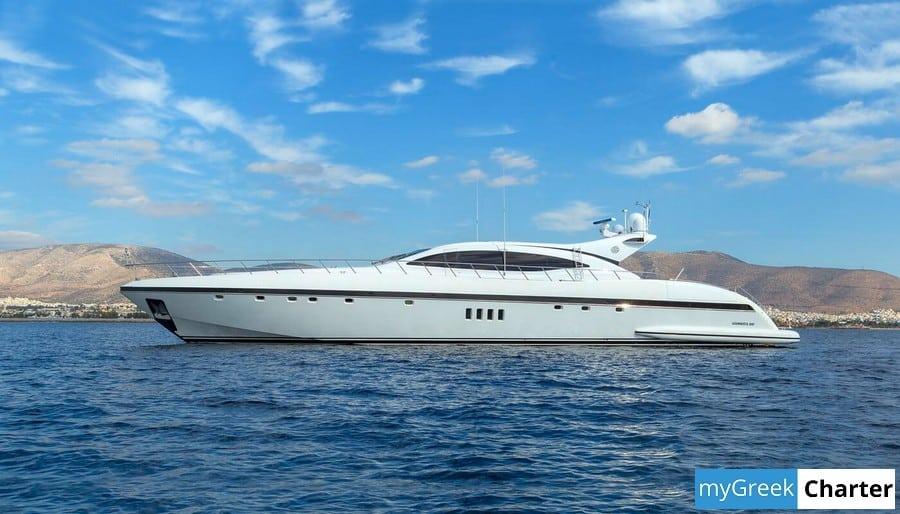 COSMOS I yacht image # 1