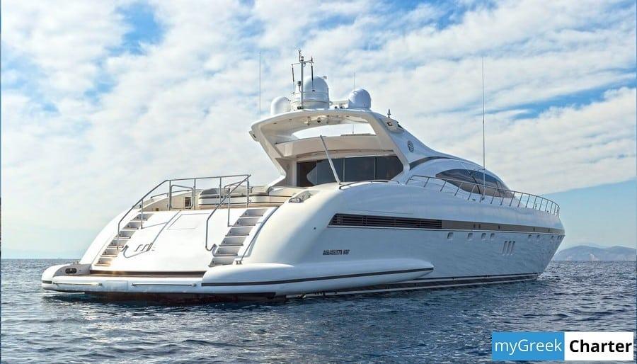 COSMOS I yacht image # 3