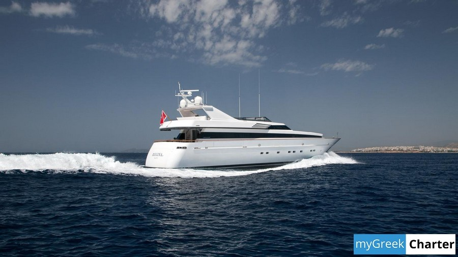 REGINA K yacht image # 1