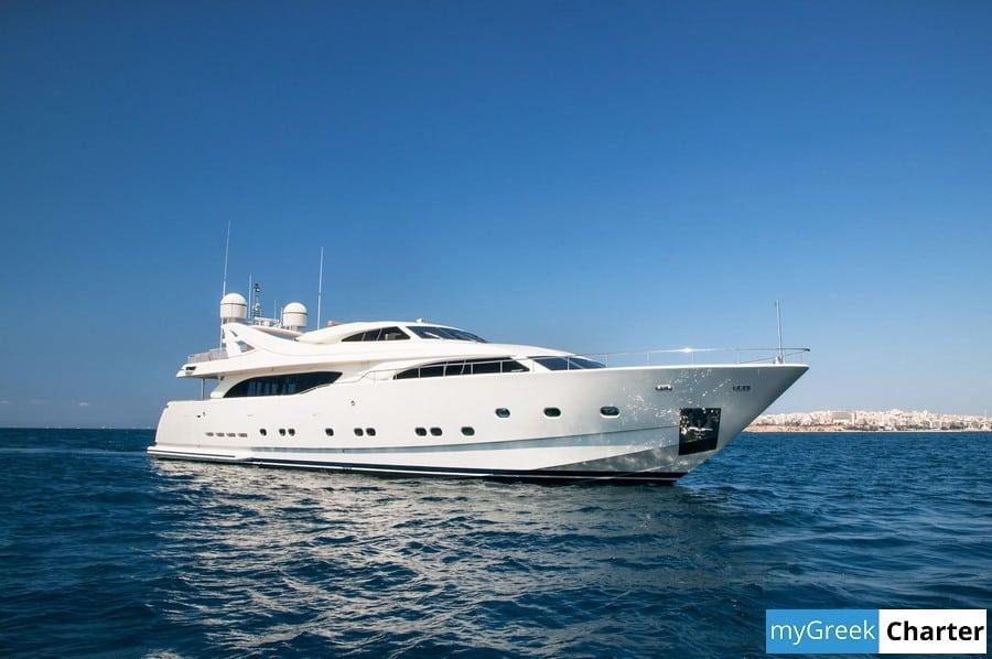 WHISPER V yacht image # 5