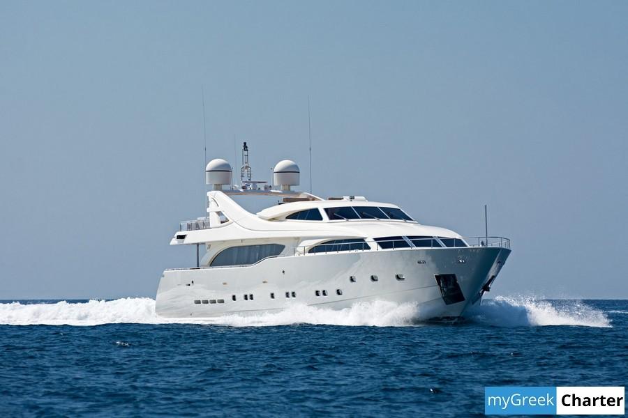 WHISPER V yacht image # 1
