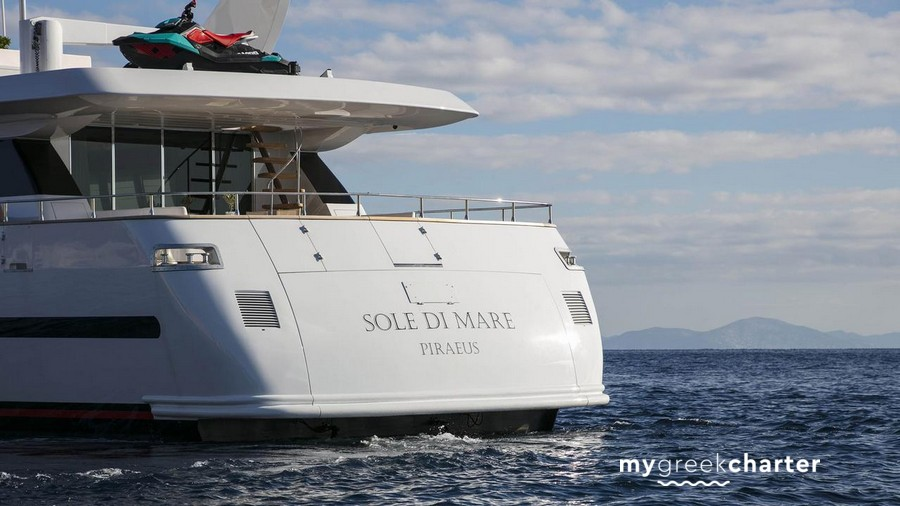 Image of SOLE DI MARE yacht #7