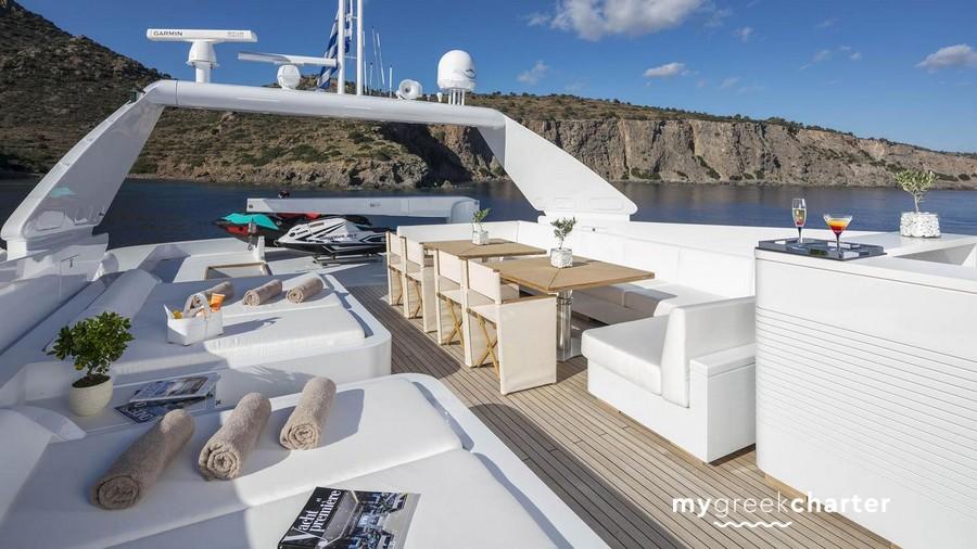 SOLE DI MARE yacht image # 31