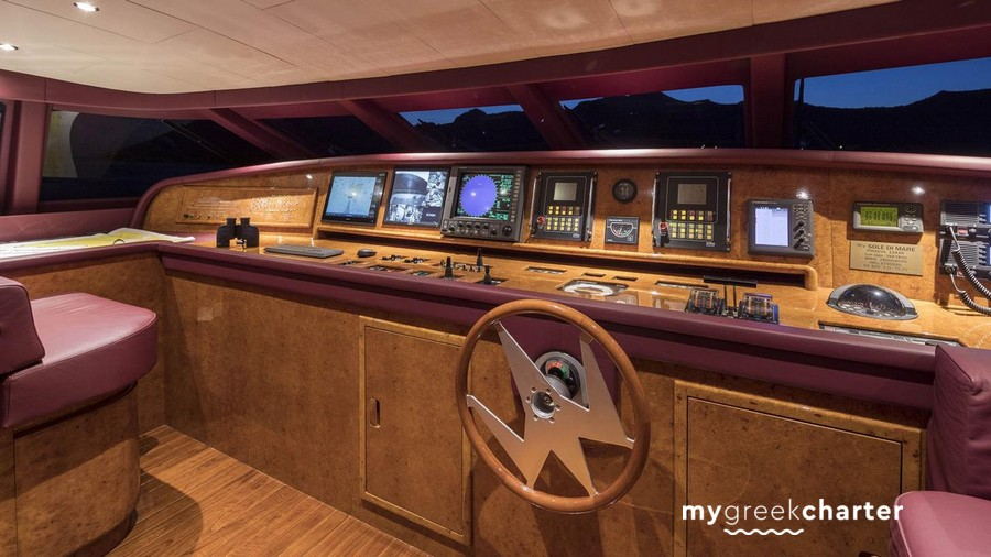 SOLE DI MARE yacht image # 22