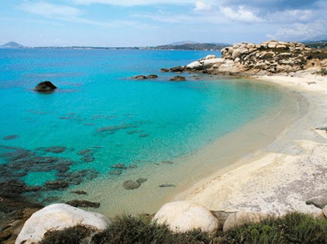 Agios Prokopios Beach, Photo by: mamistravelguide (Source: Instagram)