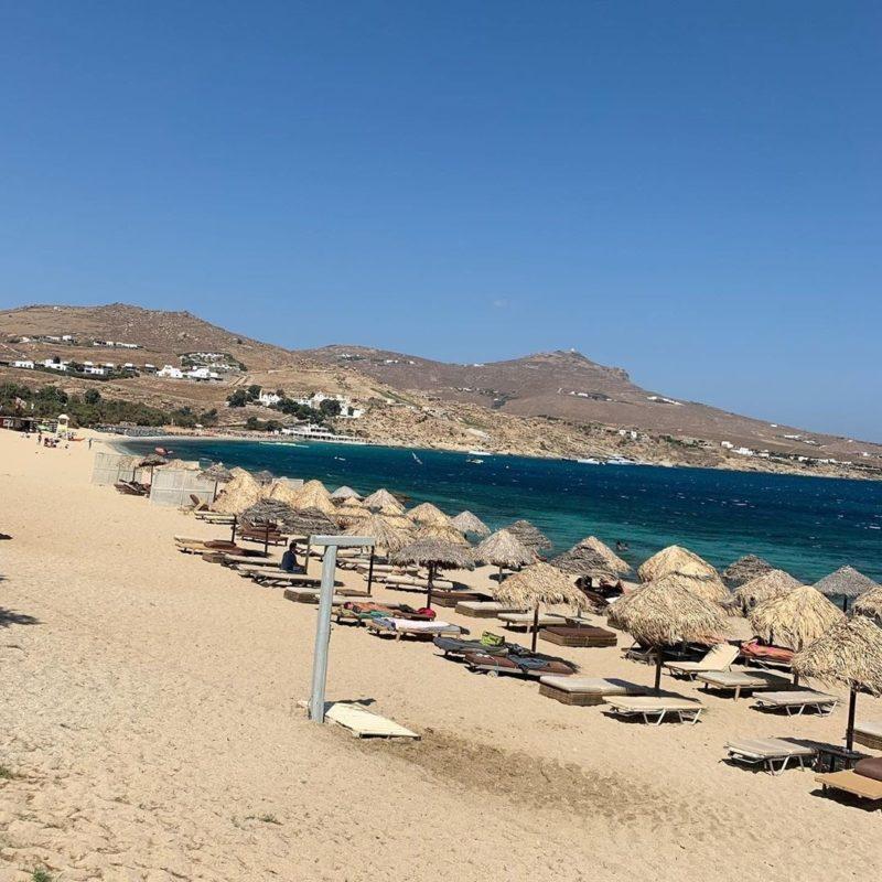 Kalafatis beach, Photo by: viajaconlu (Source: Instagram)