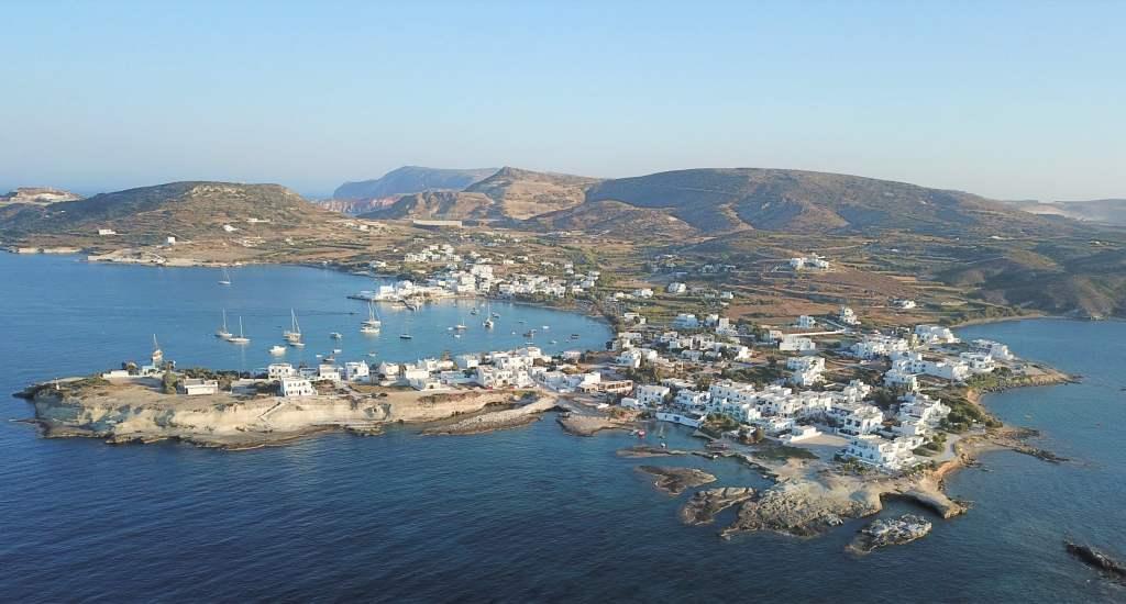 Apollonia coastline