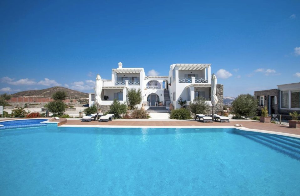 Where to stay in Milos, Miland Suites