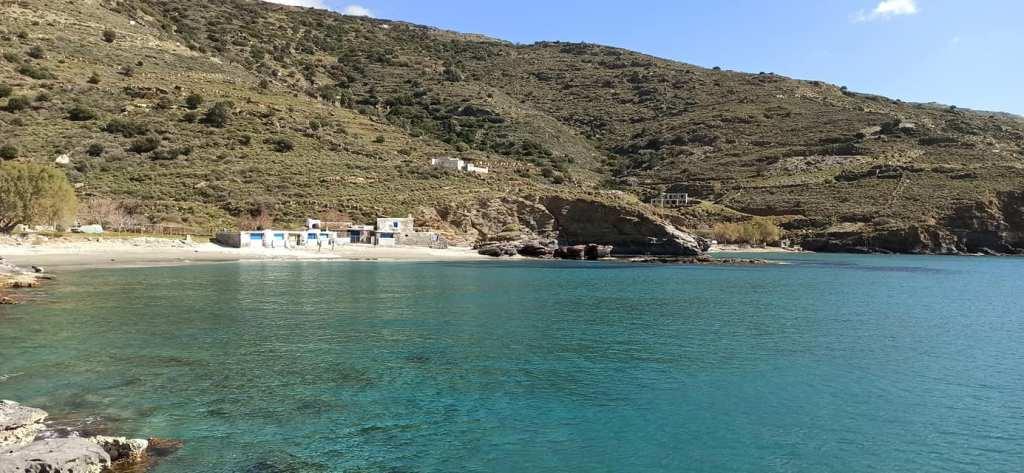 Plaka Beach Andros