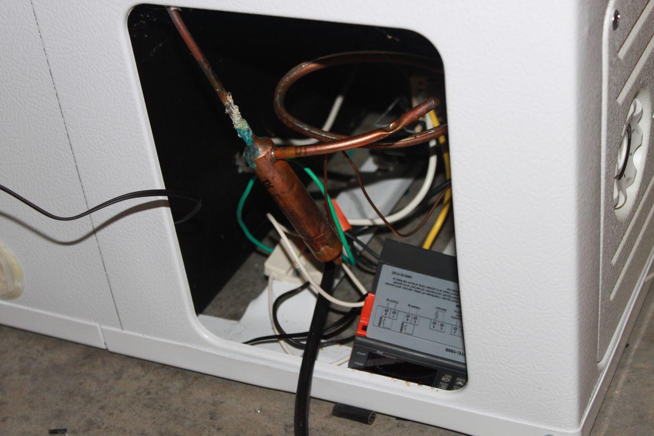 stc 1000 temperature controller wiring tele diagram 3 way my green misadventure