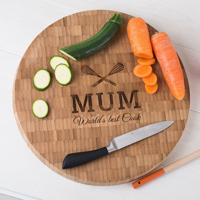My Best Griha Pravesh Gifts -Personalized Vegetable Cutter Board