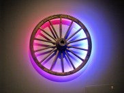 Neon wheel