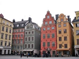 stor torget - old town