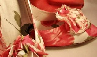 silk heels