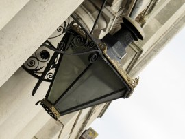 court house lamp