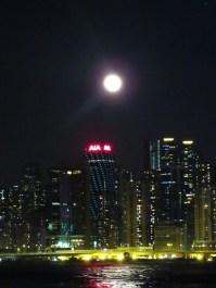 full moon HK