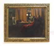 Anna Acher (1883 - Judgement of a day's work