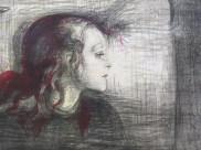 sick child, Munch