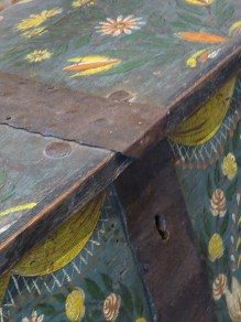 old coffer