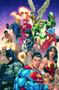 Justice League America DC Comics