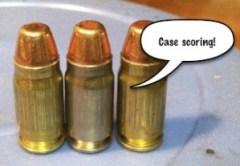 Lee Die Case Scratching