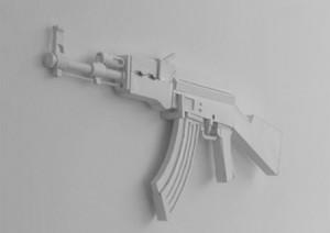 Assault Paper Gun