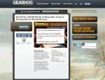 Groupon for Gunnies! GearHog.com!