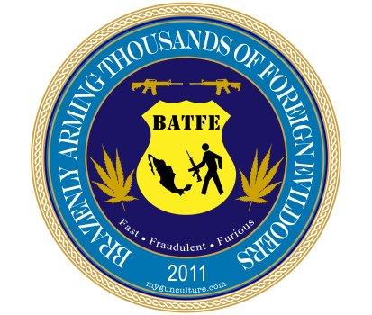 ATF / BATFE new logo