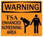 New TSA Screening Procedure