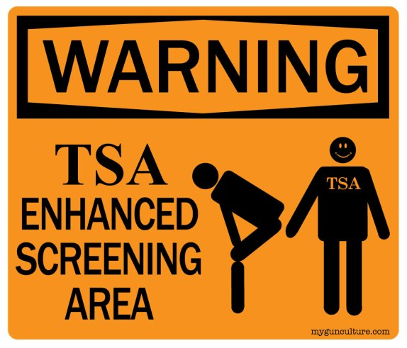 TSA Enhanced Screening Techniques