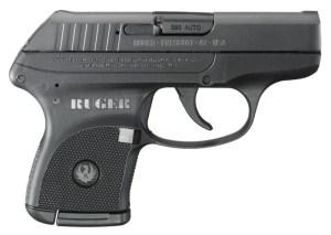 Ruger LCP .380 ACP pocket pistol