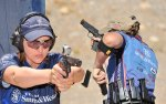 Julie Golob and Her Julie-Double Shooting the Heck Out of Stuff