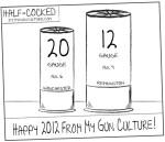 Half-Cocked: Happy 2012!