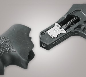 Ruger LCR .357 Magnum Hogue Tamer Grip