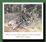 Mule Deer Foundation Launches Underprivileged Deer Grant Program