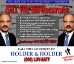 Attorney General Holder To Obfuscate On Capitol Hill