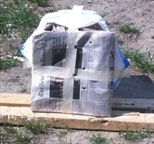 New York Times at the shooting range