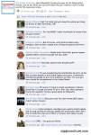Facebook conversation Hollywood Hypocrisy