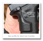 Review: Crimson Trace LG-850 Lasergrips for Glock