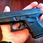 The Glock 26 Gen 4 is a compact handgun, not a pocket pistol
