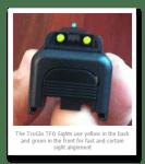 Review: TruGlo TFO Tritium Fiber Optic Sights