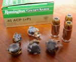 Ammo Review: Remington Golden Saber .45 ACP +P 185 grain JHP