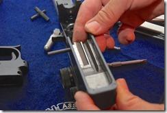 ruger 10/22 bolt removal